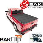 BAK MX4 Tonneau Cover Hard Folding Fits 2019-2021 Chevy Silverado 1500 5.8ft Bed