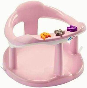 Seggiolino da Bagno Neonato Anello da Bagno Rosa 2795389 Tex Baby