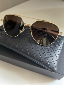 Bottega Veneta Sunglasses BV 1013SK 003   Used 5-10 times, Great Condition