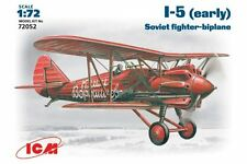 ICM 72052 1/72 I-5 (early) Soviet fighter-biplane