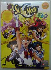 Sailor Moon SuperS (Chapter 1 - 39 End) ~ 3-DVD ~ English Subtitle ~ Japan Anime