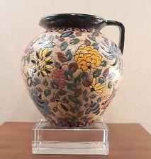 Beau vase de VALLAURIS des années 30' de J. MASSIER