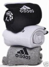 non towel adidas logo sports Socks Ankle length cotton Socks 3 pairs pack