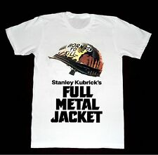 Full Metal Jacket Shirt A54 Tshirt Cult Film Stanley Kubrick M16 Vietnam War