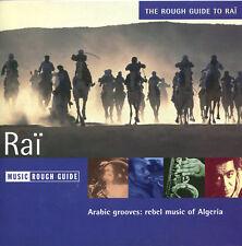 CD- The Rough Guide to Raï- Various- Algeria- 2002 World Music RGNET 1100 CD