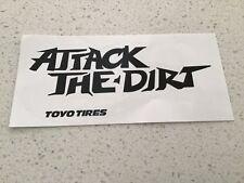 TOYO TYRES STICKER, TRUCKS CARS MOTORCYCLE FORD HOLDEN TOYOTA HONDA 4WD mack ken