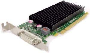 PNY Nvidia Quadro NVS 300 VCNVS300X16-T 512MB PCI-E Graphics Card