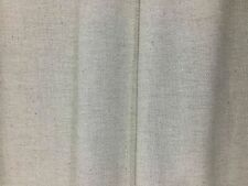 SECONDS 100% LINEN FABRIC DESIGNER Curtain heavy Plain Soft Upholstery Cushion