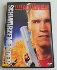 The Last Action Hero (DVD, 1997, Keep Case, Closed Caption, Multiple Languages)