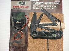 Mossy Oak - Turkey Hunter Multi-Tool - Model MOK46135 - MO-TT-BU