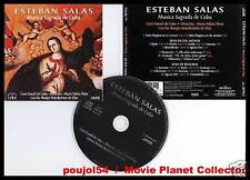 "SALAS ""Musica Sagrada de Cuba"" (CD) Exaudi 1997"