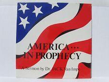 Dr.Jack Van Impe AMERICA ...IN PROPHECY vinyl LP Sealed