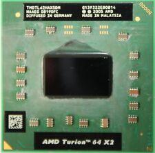 CPU AMD Turion 64 X2 TL-62 mobile TL62 TMDTL62HAX5DM socket S1 processore dual