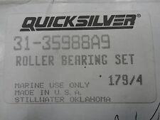 OEM QUICKSILVER MERCRUISER 31-35988A9 1.50:1 ROLLER BEARING ASSY *NOS NIB!*