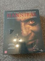 Hannibal Vintage Special Edition VHS Boxset Brand New