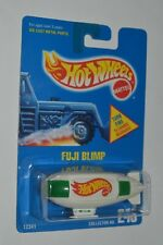1991 Hot Wheels Fuji Blimp #249 Mint On Card 1:64 Classic Diecast Never Played W