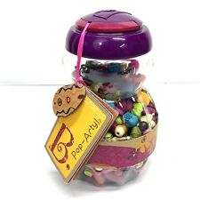 B. Pop Arty! 500 pcs Arts Crafts Beads Jewelry Making Kit Multi Color Kids (NEW)