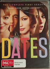 DATES - Complete First Season - 3 DISCS DVD BRAND NEW & SEALED
