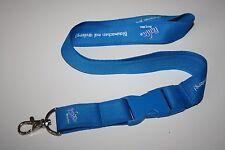 Fanta Berry Blue Schlüsselband / Lanyard / Keyholder NEU!!