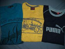 JACK & JONES Herren-T-Shirts aus Baumwollmischung mit Motiv