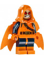 Lego Minifigures Marvel Spider-man Hobgoblin villain mini figure Bn 76058