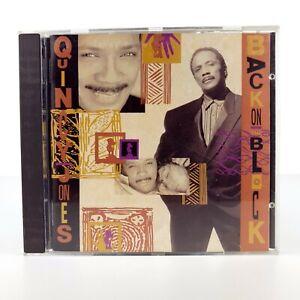 Quincy Jones - Back On The Block (CD-Album, 1989) sehr guter Zustand, Hülle neu!