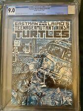 teenage mutant ninja turtles #3 cgc 9.0 First Print Mirage Studio