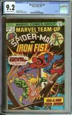 MARVEL TEAM-UP #31 CGC 9.2 OW/WH PAGES