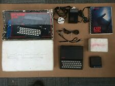 Sinclair ZX81 Computer - BOXED - Tested and Working + 16K RAM Pack