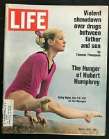 LIFE MAGAZINE - May 5 1972 - CATHY RIGBY / Hubert Humphrey / Henry Kissinger