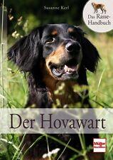 Der Hovawart Hund Rasseportrait für Halter Züchter Buch Ratgeber Erziehung