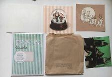ERASURE - GAUDETE 7 TRACK SEALED CD SINGLE + CHRISTMAS CARD SET