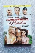 Home is Where the Heart Is DVD Bailee Madison-w/Slipcover-Nice