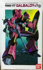 Bandai Z Gundam UC0087 - 1/100 EFSF RMS-117 Galbaldy β Mobile Suit model kit