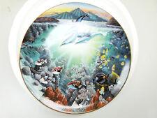 "Robert Lyn Nelson ""Honolua: Bay Of Piilani"" 1991 Plate No. F7522 (16)"
