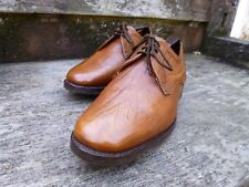 CHEANEY/Chiesa VINTAGE DERBY-UK 7.5 - Marrone/Tan-lambourn-OTTIME COND