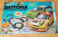 NASCAR Daytona International Speedway HO Slot Car Race Set Electric Racing Works