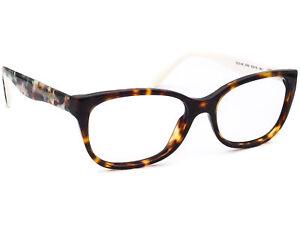 Dolce & Gabbana Eyeglasses DG 3136 2783 Tortoise/Floral Frame Italy 53[]16 140