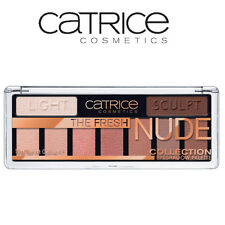 [CATRICE COSMETIC] The Fresh Nude Collection Eyeshadow Palette 10g NEW