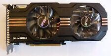 Asus GTX 560 Ti DirectCU II 1GB DDR5 PCI-E Grafikkarte