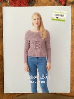 womens knitting patterns.jumpers.size 32-40 Inch Bust.DK.Debbie Bliss Patterns