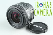 Nikon AF Nikkor 35mm F/2 D Lens #27832 G2