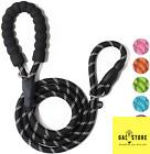 6ft Dog Training Slip Rope Lead Leash Heavy Duty Reflective Comfortable Handle *