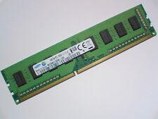 4GB DDR3-1600 PC3-12800 SAMSUNG M378B5173DB0-CK0 1600Mhz PC DESKTOP RAM MEMORY