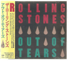 """ROLLING STONES """"Out Of Tears"""" 4 Track Japan CD"""