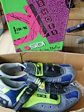 SIDI TECHNO CYCLING SHOES SIZE 41.5 TOP QUALITY RARE MODEL RRP £110.95
