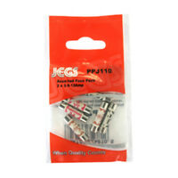 PK6 ASSORTED FUSES BRITISH 2 x 3-Amp, 2 x 5-Amp, 2 x 13-Amp. 24mm x 5mm diameter
