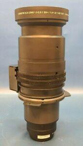 Christie, ILS Lens 1.5-2.0:1 SX+/1.4-1.8:1 HD 0.95 3-CHIP DLP.