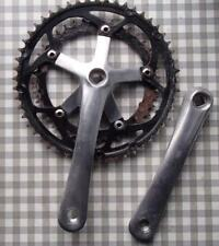 MAGIC DOUBLE STEEL 52/40 RING CHAINSET WITH ALLOY 170mm  CRANKS STRONG & DURABLE