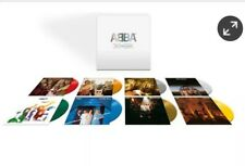 ABBA The Studio Albums Limited Edition Coloured  8 x LP Vinyl Box Set SOLD OUT